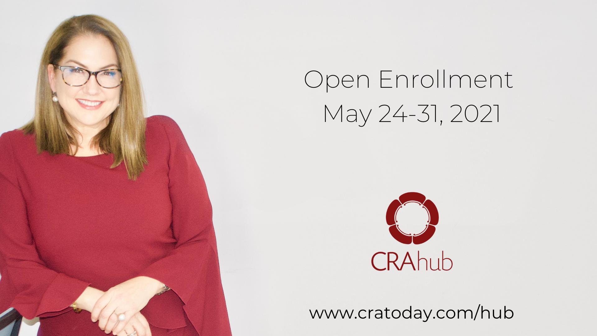 CRA Hub Open Enrollment