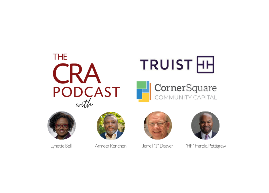 CRA Podcast Episode: The Catalytic Impact of a $40 Million Investment in the CDFI Sector