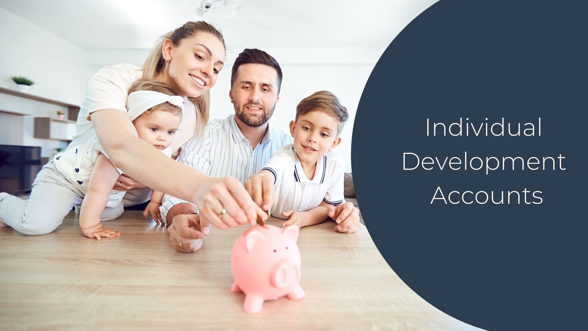 Individual Development Accounts #1