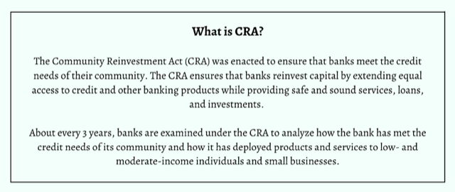 What is CRA