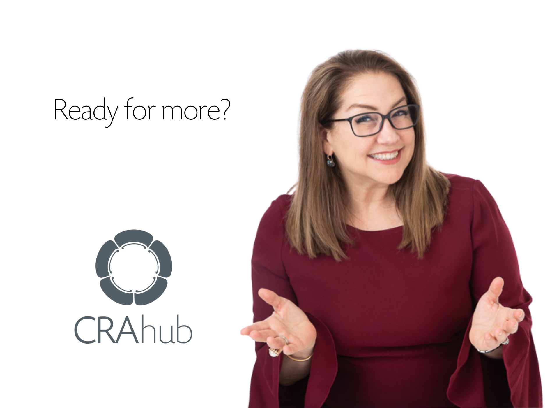 CRA Hub, ready for more?